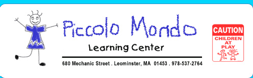 Piccolo Mondo Child Care Leominster MA